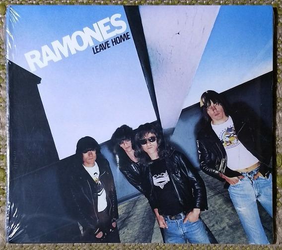 Cd Ramones - Leave Home (1977) Novo/lacrado