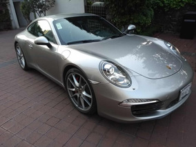 Porsche 911 3.8 Carrera S Coupe Pdk At 2012