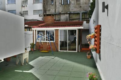Apartamento Con Fondo Y Barbacoa