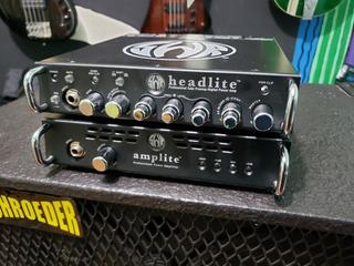 Amplificador Para Bajo Electrico Swr Amplite Clase D 400w