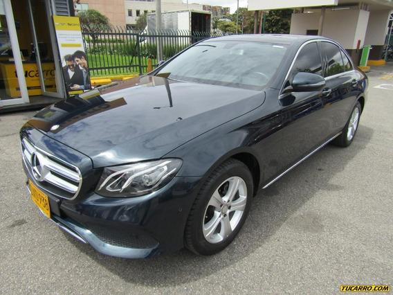 Mercedes Benz Clase E 200 Tp 2000cc Aa Ct