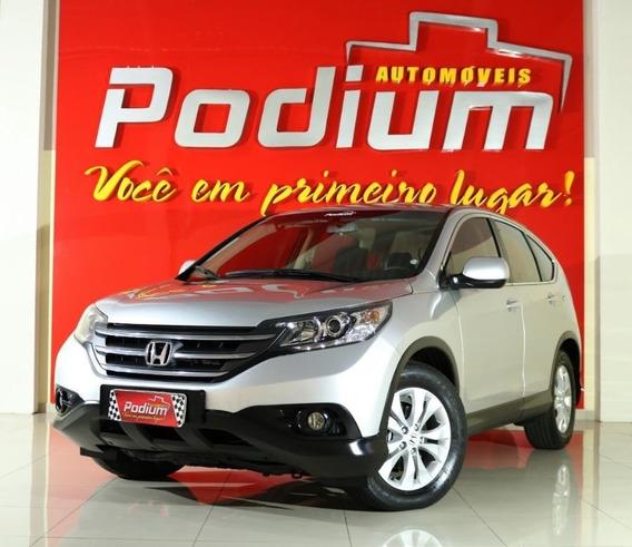 Honda Cr-v Lx 2.0 Gasolina Automática | Completa
