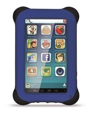 Tablet 7 Polegadas Kid Pad Infantil Azul - Nb194 Multilaser