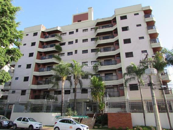 Apartamento À Venda, 3 Quartos, 2 Vagas, Jardim São Paulo - Americana/sp - 10459