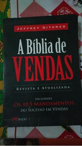 Livro Bíblia De Vendas