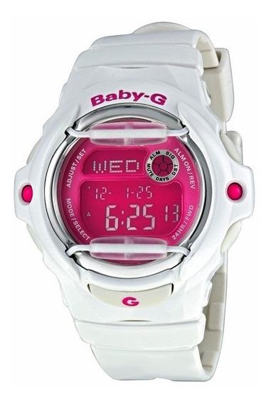 Reloj Casio Bg-169r-7d Mujer Baby-g Envio Gratis