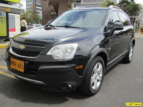 Chevrolet Captiva 2.4 Sport 182 Hp