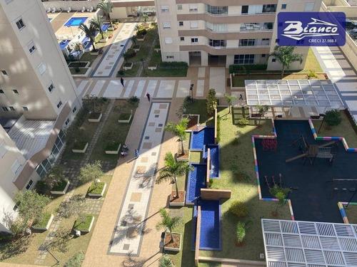 Apartamento Com 3 Dormitórios À Venda, 96 M² Por R$ 649.000,00 - Jardim Zaira - Guarulhos/sp - Ap4510