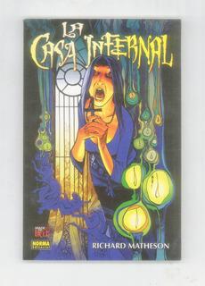 La Casa Infernal - Comic - Richard Matheson