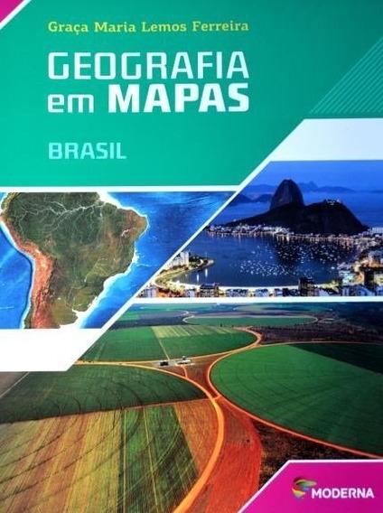 Geografia Em Mapas - Brasil