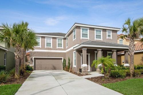 Casa Com 6 Dormitórios À Venda, 327 M² Por R$ 2.450.000 - Davenport - Polk County/florida - 15385
