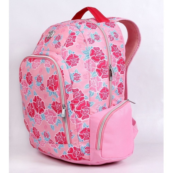 Mochila Capricho Liberty Pink 11336 + Selfie Light