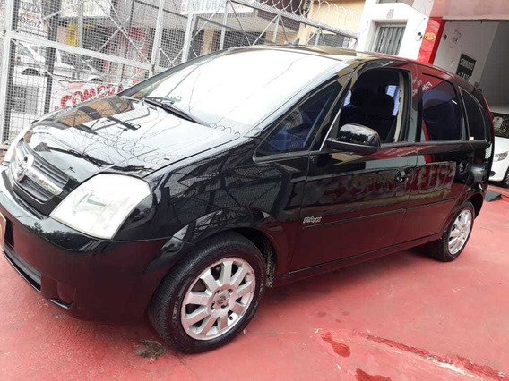 Gm - Chevrolet - Meriva 1.8 Maxx - 2007 - Troco - Financio