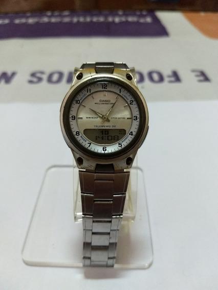 Relógio Casio Illuminator Wr 50m