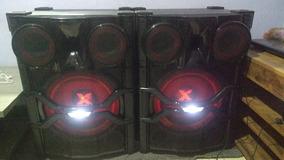 Vendo Som Lg 2.600w Rms (deejay)