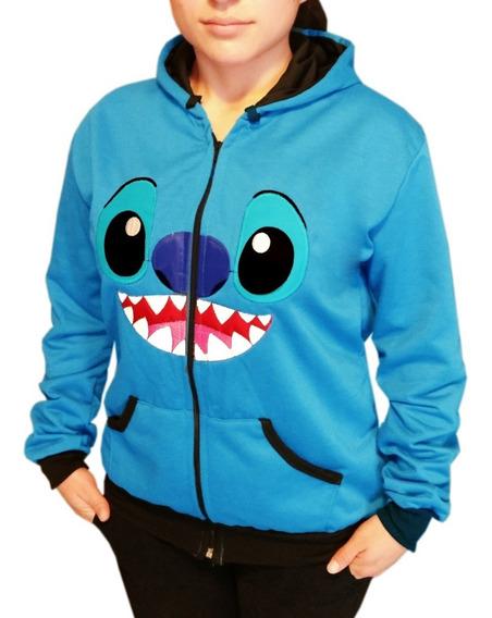 Hoodi Stitch Chamarra Sudadera De Moda Disney Envio Gratis !