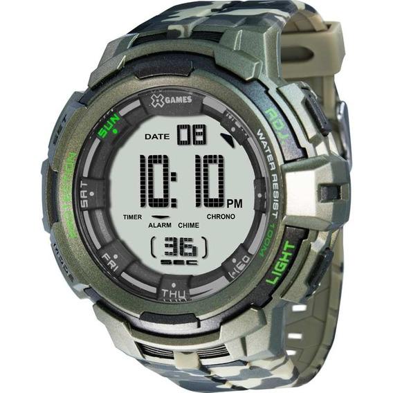 Relógio X-games Masculino Xmppd386 Bxef - Loja Oficial