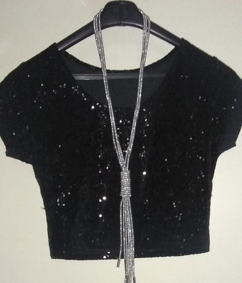 Abrigo Remera Blusa Camisa Invierno Chifón