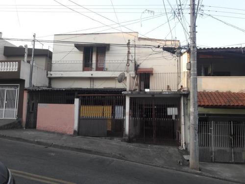 Imagem 1 de 15 de Imóvel Para Renda (6 Casas) !  À Venda, 306 M² Por R$ 405.000 - Jardim Bela Vista - Guarulhos/sp - C - Ai14148