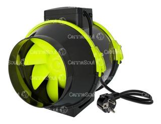 Profan Tt 125mm Garden High Pro Ventilacion - Cannasoulgrow