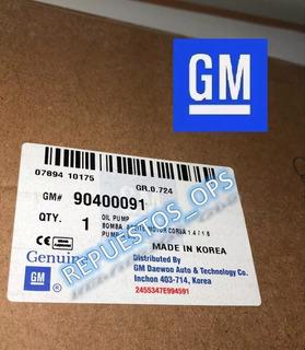 Bomba De Aceite ( Corsa 1.4 / 1.6 ) Chevrolet Gm