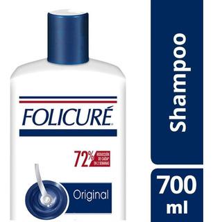 Shampoo Folicure 700ml Original Capilar