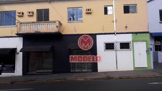 Sala Para Alugar, 33 M² Por R$ 400,00/mês - Centro - Piracicaba/sp - Sa0329