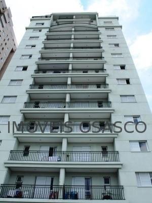 Ref -3321 -osasco - Apartamento - Centro - 2 Suítes