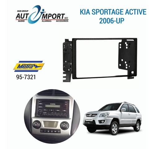 Adaptador De Radio Kia Sportage Active Metra