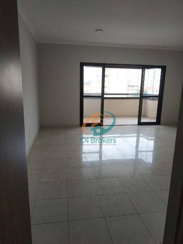 Imagem 1 de 26 de Apartamento Com 3 Dormitórios À Venda, 116 M² Por R$ 675.000,00 - Mooca - São Paulo/sp - Ap3305