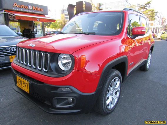 Jeep Renegade Longitude 2.4 At 4x4