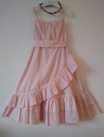 Vestido Fiesta Para Niña Nena