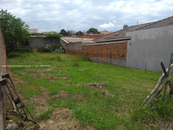 Terreno Para Venda Em Pirapozinho, Santa Edwirges - 4100_1-1047270