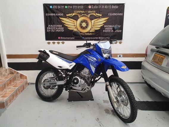 Yamaha Xtz 250 Mod 2017 Al Dia Traspaso Incluido.