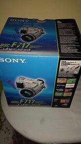 Câmera Fotográfica Dsc F717 Sony