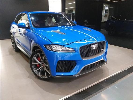 Jaguar F-pace 5.0 V8 S/c Svr