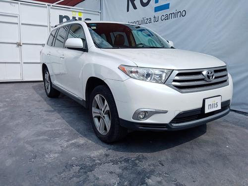 Imagen 1 de 15 de Toyota Highlander 2012 3.5 Sport Premium At