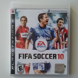 Fifa Soccer 10 Ps3 Mídia Física Original Perfeito