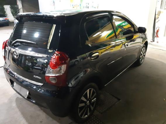 Toyota Etios 1.5 16v Platinum 5p 2015