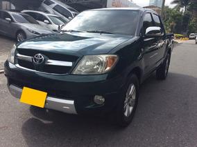 Toyota Hilux 2007, 4 X 2, Gasolina