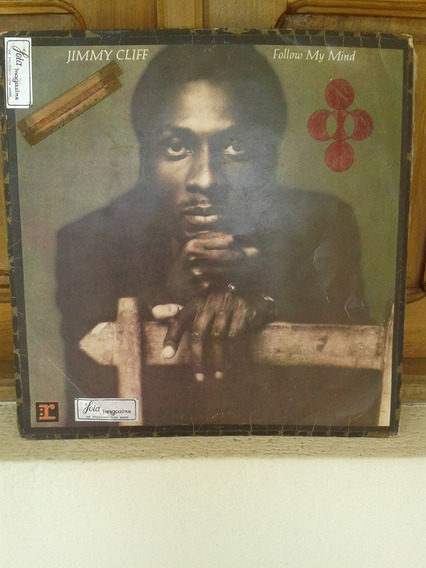Vendo 01 Lp/vinil/de Jimmy Cliff-ano-1976