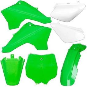 Kit Plástico Carenagem Moto Tr50f Tr100f