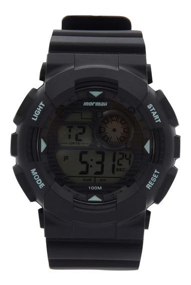 Relógio Mormaii Mo34158a Preto - Cor: Preto - Tamanho: Único