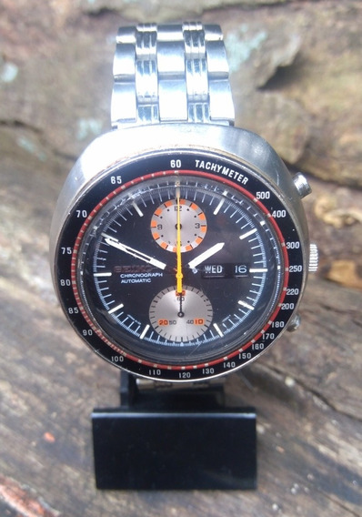 Relógio Seiko Cronógrafo Automático Ufo 6138/0011