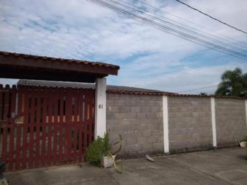 Vendo Casa De Esquina Lado Praia Em Itanhaém Sp - 4851   Npc