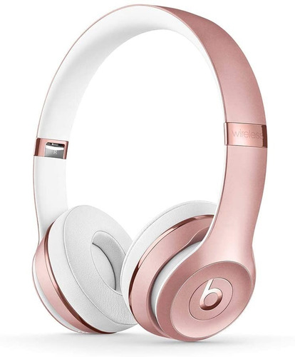Beats Solo 3 Rose Gold Audifonos Inalambrico 40 Horas