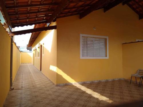 Casa Em Mongaguá  Nova! Cod 9