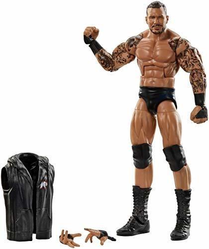 Wwe Randy Orton Elite Collection Action Figure