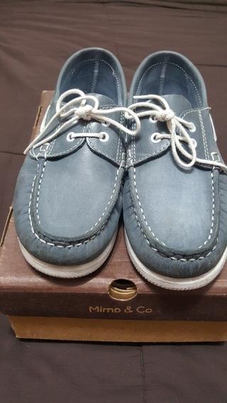 Zapatos Cuero Mimo