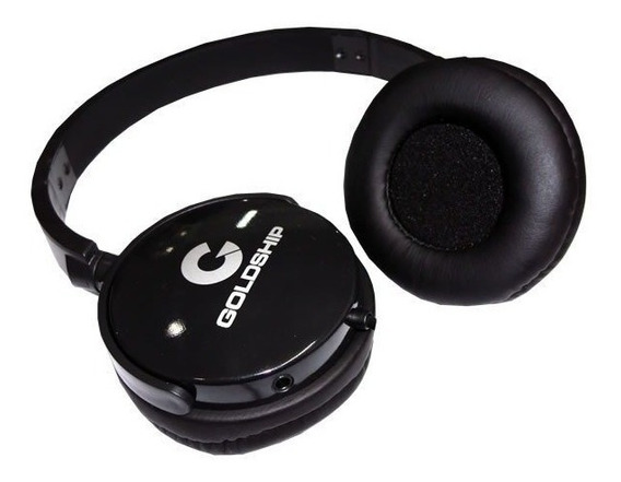 Headphone Dj Leadership Com Cabo De 6 Metros